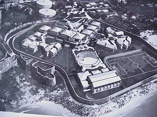 Bermuda Prison